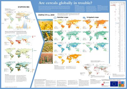 Are cereals globally in trouble?